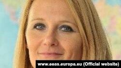 Maja Kocijančić, portparolka visoke predstavnice EU za vanjsku politiku i bezbijednost