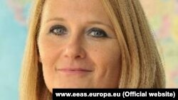 Maja Kocijančić, portparolka Evropske komisije