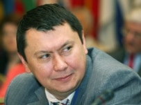 Once one of the most powerful men in Kazakhstan, Rakhat Aliev is now in exile