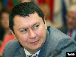 Қазақстан президентінің бұрынғы күйеубаласы Рахат Әлиев.