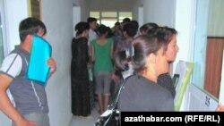 Миграционная служба, Туркменабат (архивное фото)