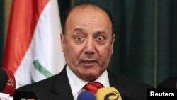 رئيس المفوضية العليا المستقلة للانتخابات فرج الحيدري يعلن النتائج
