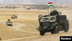 Vojne snage Pešmerga, Mosul, 14. avgust 2016.