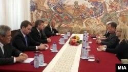 Комисијата за истрага на настаните од 24 декември, која засега е блокирана.