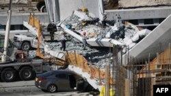 ԱՄՆ - Փրկարարները դեպքի վայրում, Մայամի, Ֆլորիդա, 15-ը մարտի, 2018թ․