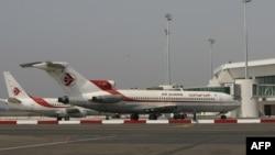 Air Algerie ավիաընկերության օդանավեր, արխիվ