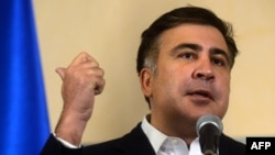 Former Georgian President Mikheil Saakashvili has characterized all attempts to bring him to trial as a political witch hunt.