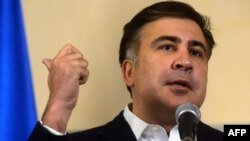 Грузия собиқ президенти Михаил Саакашвили