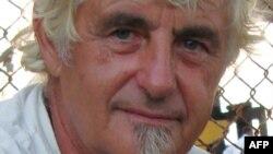 Немецкий турист Юрген Кантнер, похищенный филиппинскими боевиками.