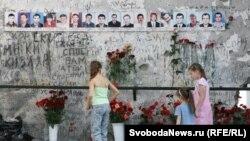 Северная Осетия, Беслан, 1 сентября 2011