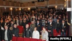Кырымтатар корылтае утырышы, Акмәчет, 12 гыйнвар 2013