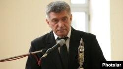 «Եղիցի լույս» մրցանակի առաջին դափնեկիր Ալեքսանդր Սոկուրովը: