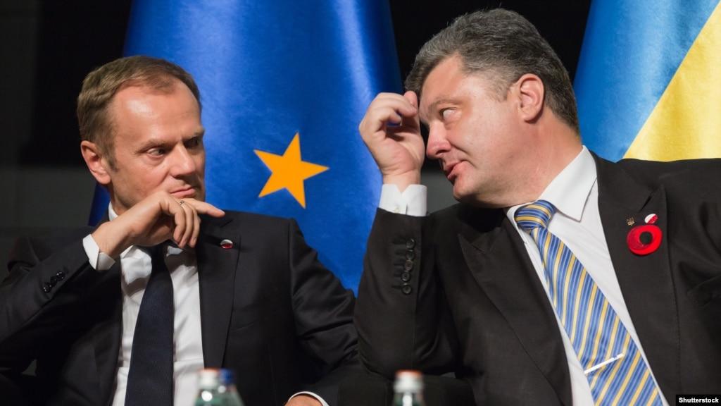Росія вСирії більше заважає, ніж допомагає — Порошенко і Туск