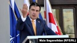Վրաստանի նախագահ Միխեիլ Սաակաշվիլի, հունիս, 2013թ․