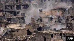 Руины восточного Алеппо. 5 декабря 2016 года