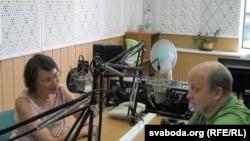 Тацяна Валодзіна і Вячаслаў Ракіцкі