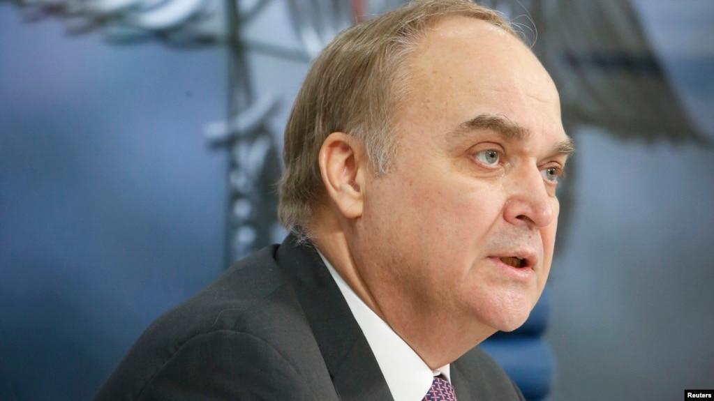 Тиллерсон обсудил спосломРФ ситуацию вУкраинском государстве,— Госдеп