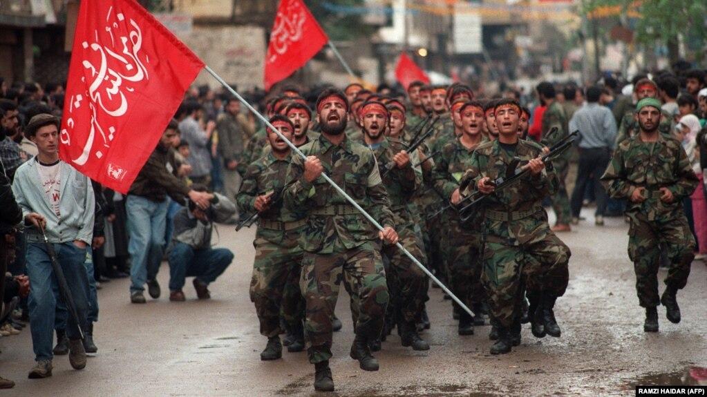 پژوهش تازه: شبهنظامیان برای جمهوری اسلامی از موشک و اتم مهمترند
