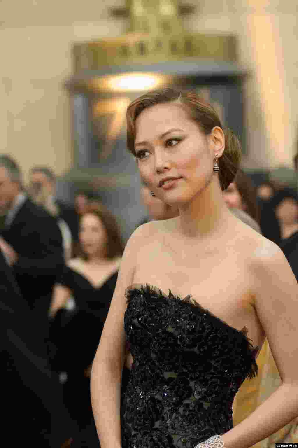این خانم بازیگر خیلی خوبی است ! فیلم «بابل» را ببینید تا شما هم به نتیجه مشابه برسید!