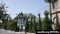 "Тошкентнинг ""крутой"" ҳовлилари"