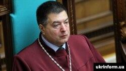Голова Конституційного суду України Олександр Тупицький