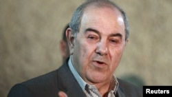 Iyad Allawi's bloc says it no longer insists on the post of prime minister.