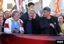 Андрей Орлов, Михаил Касьянов, Борис Немцов