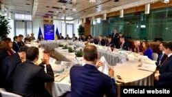 Саміт Україна-ЄС. Брюсель, листопад 2016 року