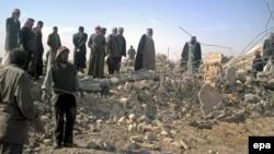 آرشیف، حمله هوایی امریکا بر اهدافی در عراق