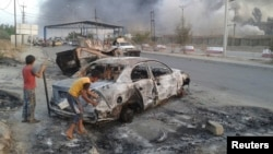 Ирак, 10-июнь, Мосул.