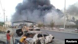 La Mosul în Irak