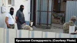 Обыски в домах крымских татар, 07 июля 2020 года