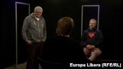Sergiu Prodan, Maria Pilchin și Vasile Botnaru
