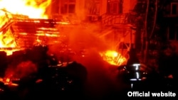 Місце трагедії, фото ДСНС