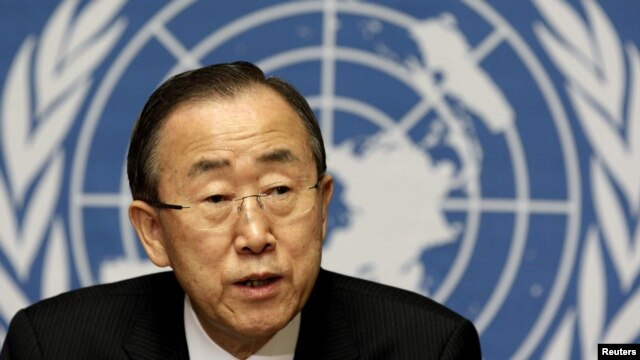 Opening the conference, UN Secretary-General Ban Ki-moon said failure to support Afghan civil society once international forces leave in 2014 could put at risk the sacrifices in blood and treasure over the last decade.