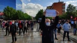"""Vetëvendosje bën """"prova"""" për protesta"""