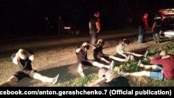 Поліція затримала підозрюваних у нападі на прихильників Іллі Киви, 27 серпня 2020 року