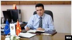Зоран Заев, в.д. претседател на СДСМ