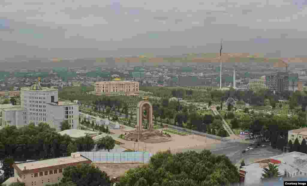 Маркази Душанбе