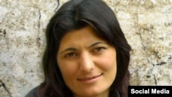 Zeynab Jalalian, a kurdish Iranian political activist serving a life sentence. FILE PHOTO.