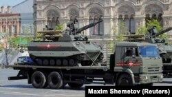 Parada militară de la Moscova, 9 mai 2018