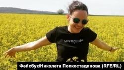 Николета Попкостадинова