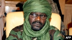 лидерот на бунтовниците Калил Ибрахим