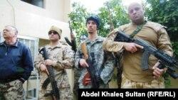 مقاتلون اميركيون في العراق