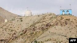 یکی از پاسگاههای مرزی ایران در مرز ایران و ترکیه