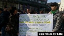 Protesti u Tuzli i Bihaću