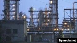 Нафтаперапрацоўчы завод у Наваполацку