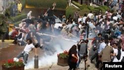 Istanbul tokom protesta