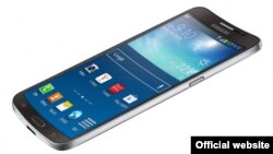 Galaxy Round smartfoni