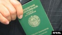 Өзбекстандын жарандык паспорту